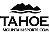 Tahoe Mountain coupons or promo codes at tahoemountainsports.com
