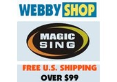 Webby Shop coupons or promo codes at webbyshop.com