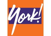 York Theatre coupons or promo codes at yorktheatre.org