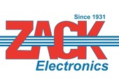 Zack Electronics coupons or promo codes at zackelectronics.com